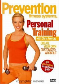 Prevention Fitness Systems: Personal Training With Chris Freytag