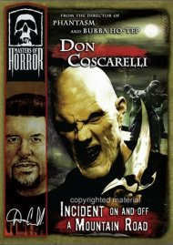 Masters Of Horror 2 Pack: Don Coscarelli - Incident On And Off A Mountain Road  / Mick Garris - Chocolate