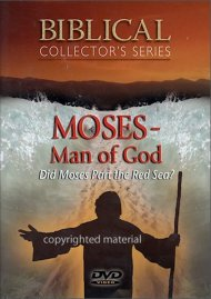 Biblical Collectors Series: Moses - Man Of God