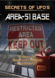 Secrets Of UFOs: Area 51 Base