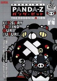 Panda-Z: The Robonimation - Volume 6