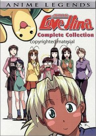 Love Hina: Anime Legends Complete Collection