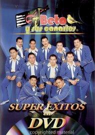 Beto Y Sus Canarios: Super Exitos En DVD
