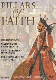 Pillars Of Faith: 4 DVD Set