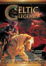 Celtic Legends: 3 DVD Set