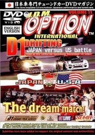 JDM Option International: Volume 11 - Japan Versus US Battle