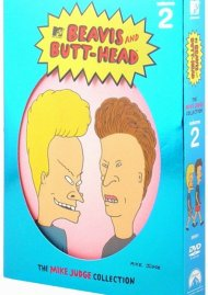 Beavis And Butt-Head: The Mike Judge Collection - Volume 2