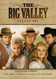 Big Valley, The: Season 1