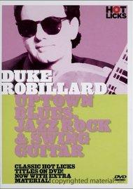 Duke Robillard: Blue, Jazz & Swing