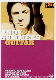 Andy Summers: Guitar