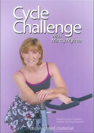 Cycle Challenge With Mindy Mylrea