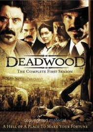 Deadwood: The Complete Seasons 1 - 2