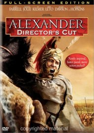 Alexander: Directors Cut (with BBQ Book)