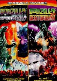 Godzilla vs. Space Godzilla /Godzilla vs Destoroyah