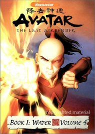 Avatar Book 1: Water - Volume 4