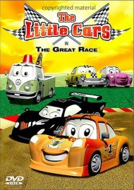 Little Cars, The: The Great Race
