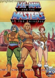 He-Man And The Masters Of The Universe: Season Two - Volume 1