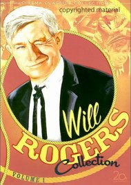 Will Rogers Collection: Volume 1