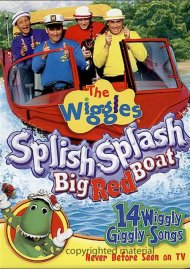 Wiggles: Splish Splash Big Red Boat