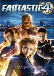 Fantastic Four (Widescreen) / X-Men (2 Pack)
