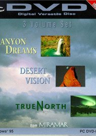 Nature: 3-Pak (Canyon Dreams) *DISCONTINUED*