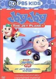 Jay Jay The Jet Plane: Jay Jays Sensational Mystery