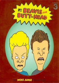 Beavis And Butt-Head: The Mike Judge Collection - Volume 3