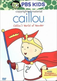 Caillou: Callious World Of Wonder