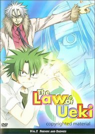 Law Of Ueki: Volume 2 - Friends And Enemies