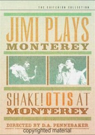 Jimi Plays Monterey / Shake! Otis At Monterey: The Criterion Collection