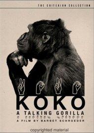 Koko: A Talking Gorilla - The Criterion Collection