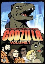 Godzilla: The Original Animated Series - Volume 1