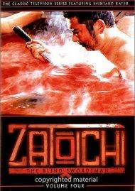 Zatoichi: TV Series Volume 4