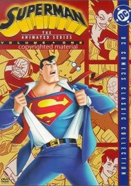 Superman: The Animated Series - Volumes 1 - 3