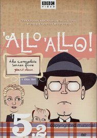 Allo Allo!: The Complete Series Five - Part Deux