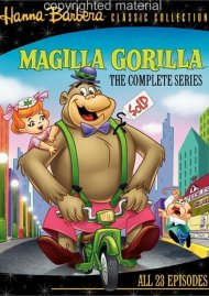 Magilla Gorilla: The Complete Series