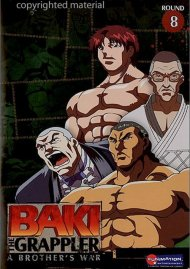 Baki The Grappler: Round 8 - A Brothers War