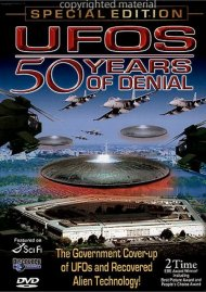 UFOs: 50 Years Of Denial Special Edition