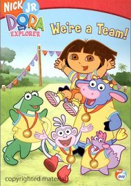 Dora The Explorer: Were A Team!