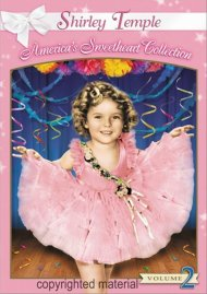Shirley Temple: Americas Sweetheart Collection - Volume 2