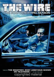 Wire, The: The Complete Third Season