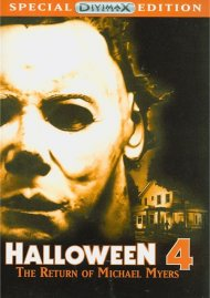 Halloween 4: The Return Of Michael Myers - Special Edition