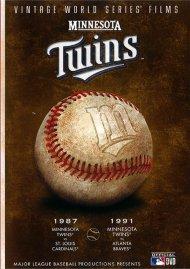 Vintage World Series Films: Minnesota Twins