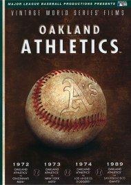 Vintage World Series Films: Oakland Athletics