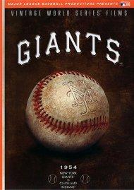 Vintage World Series Films: New York Giants