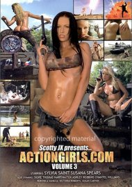 Actiongirls: Volume 3