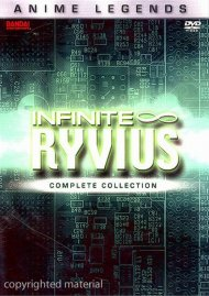 Infinite Ryvius: Complete Collection - Anime Legends