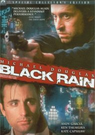 Black Rain: Special Collectors Edition
