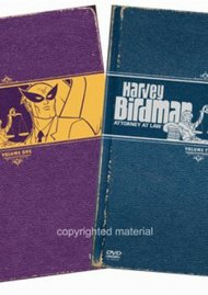 Harvey Birdman, Attorney At Law: Volumes 1 & 2