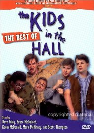 Best Of The Kids In The Hall, The: Volume 1
